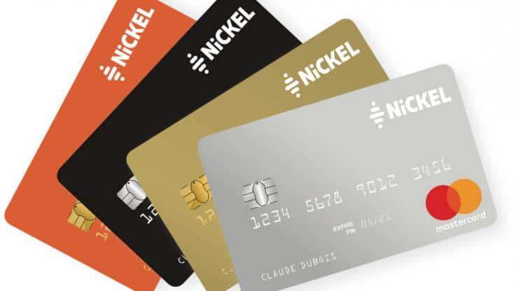 les 3 nouveautés 2020 de la carte Nickel