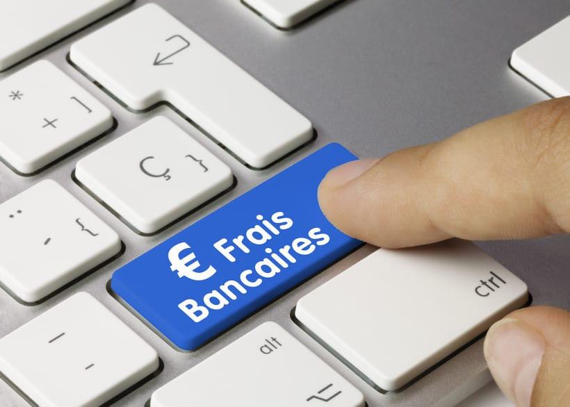 Les frais bancaires annuels