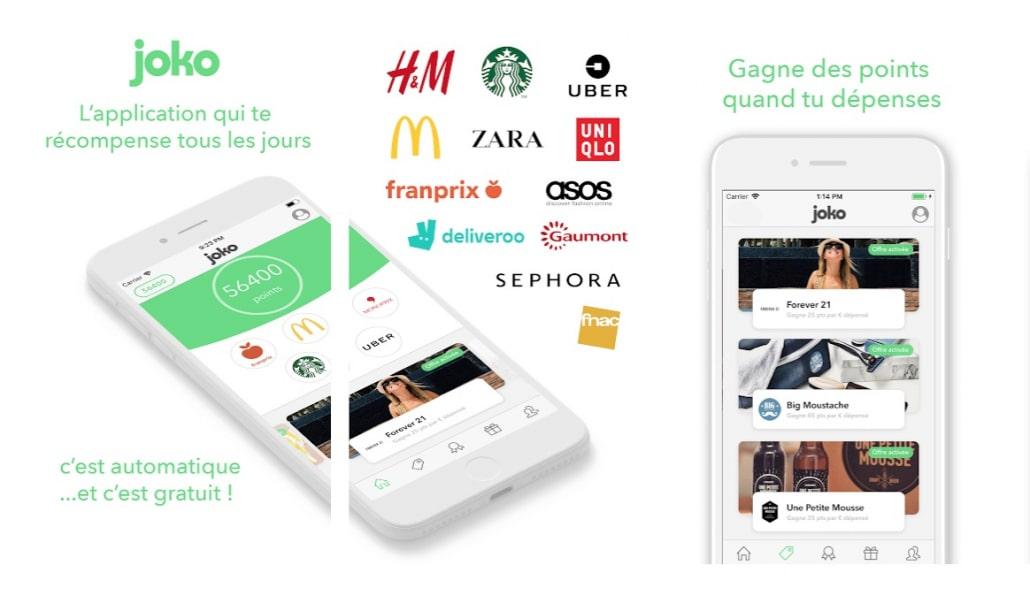 Joko l'appli de cashback lève 10M €