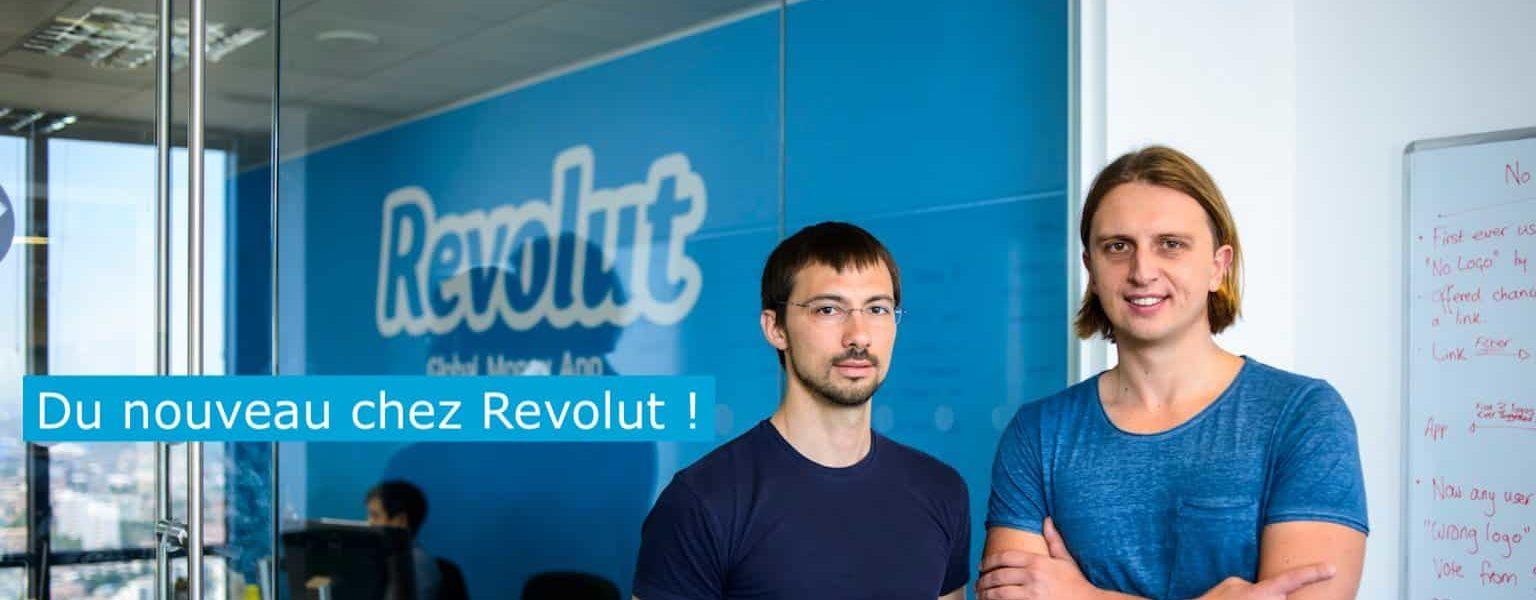 Revolut innove : trading, freelance, dons, Australie…