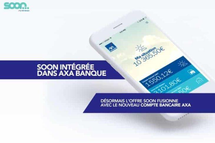 Soon Et Axa Banque