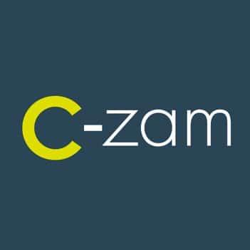 C Zam Logo