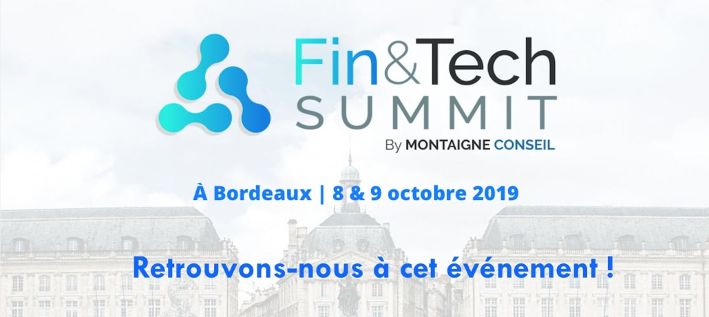 ComparateurBanque au Fin&Tech Summit !