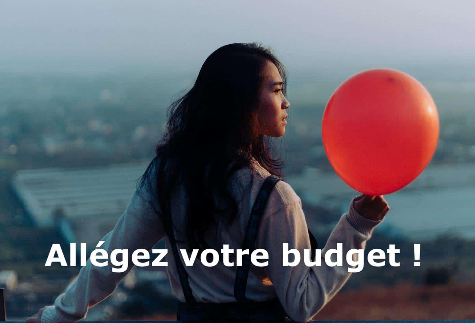 Alleger Son Budget