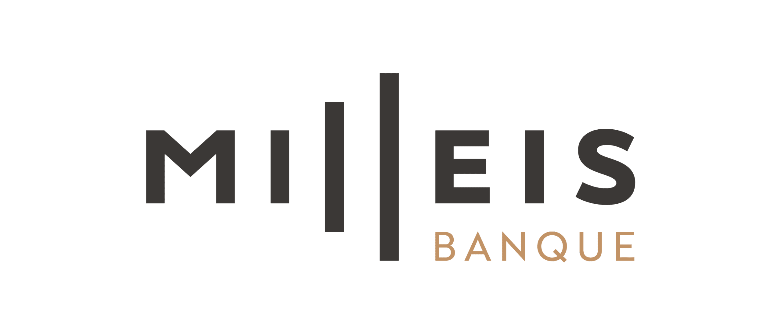 Milleis Banque Logo