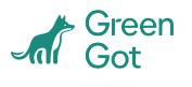 green got logo