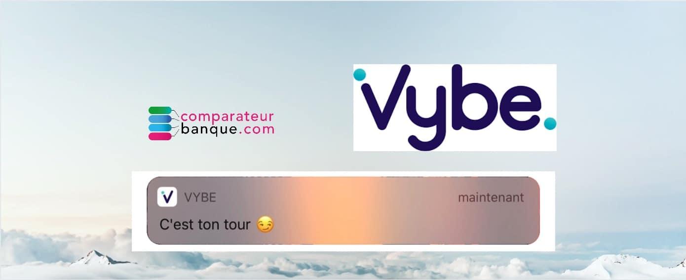 VybeCard : Bientôt «c'est ton tour», les comptes s'ouvrent peu à peu