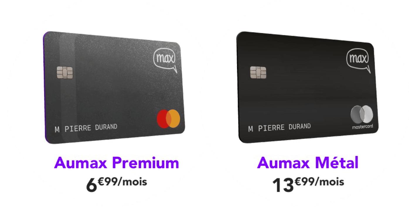 Offres Premium Aumaxpourmoi