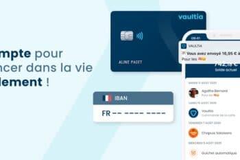 La néobanque Vaultia fait le lancement officiel de sa V1
