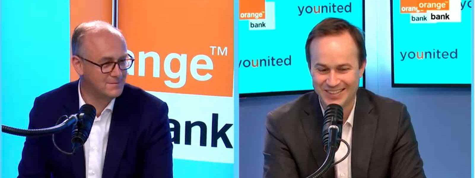 Partenariat stratégique entre Orange Bank et Younited Crédit